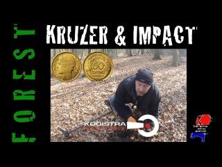 Makro Multi Kruzer & Nokta Impact.. Hunt at a local forest - The Dutch Metal Hunters