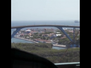 Curacao pilot organisation and damen shipyard