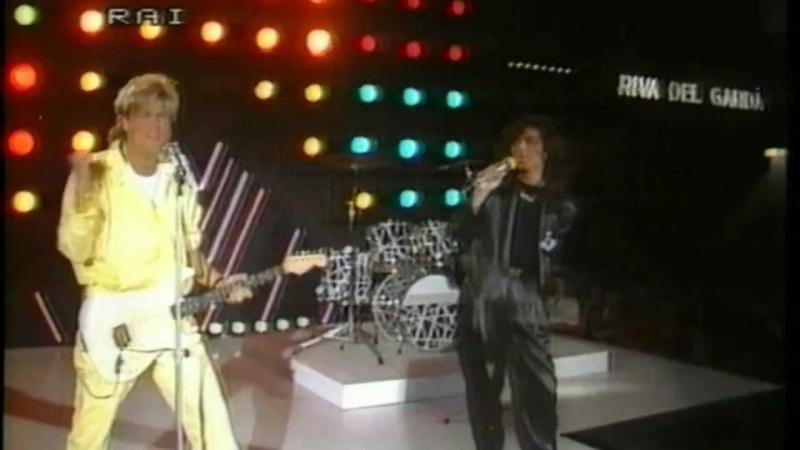 Modern Talking - Cheri Cheri Lady (Riva del Garda, Italy, 27.09.1985)