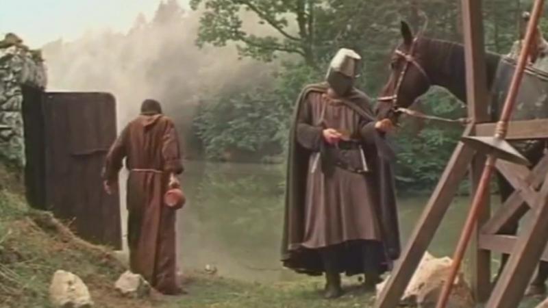 Баллада о доблестном рыцаре Айвенго - где эти подлые грабители