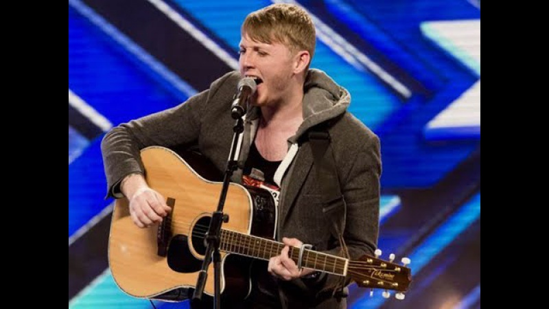 Napom's Audition - DIP - The X Factor UK