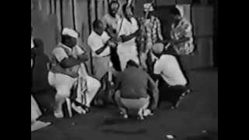 Capoeira Mestres Caiçara, João Pequeno, Bamberg, Itapuã, Gigante. MG, BA, DF. 1986 e 20dez87. 01