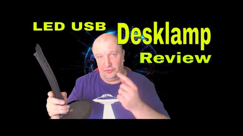 💡 LED USB Lamp Review 💡