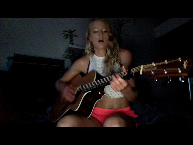 Travelin' girl - Sandi Morris