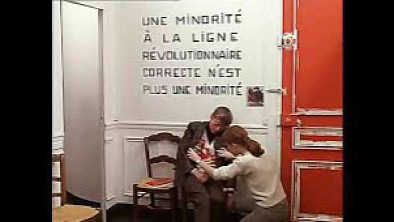 Жан-Люк Годар - Китаянка \ Jean-Luc Godard - La chinoise (1967,Франция)