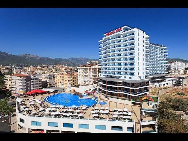 Турция. Алания.Diamond Hill Resort Hotel 5*. 2017 (День 5,6)