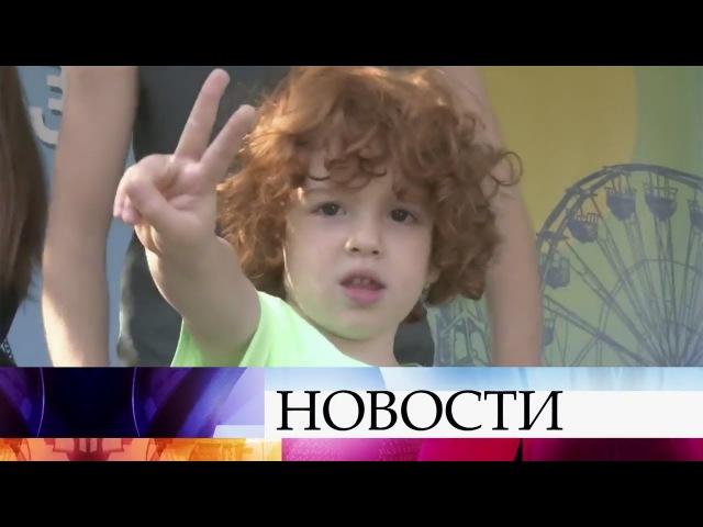 ВТбилиси наФестивале рыжих наградили обладателя самого большого количества ...