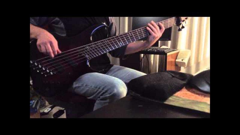 Derek Blakley - Bass Playthrough of Somsara's