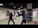 Тренировка пр ударке от 21.09.17, спарринг кикбоксинг