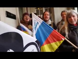 ✔ ОСОБОЕ МНЕНИЕ: ✔ ОСОБОЕ МНЕНИЕ: Красивый жест Гражданских активистов из Германии ...