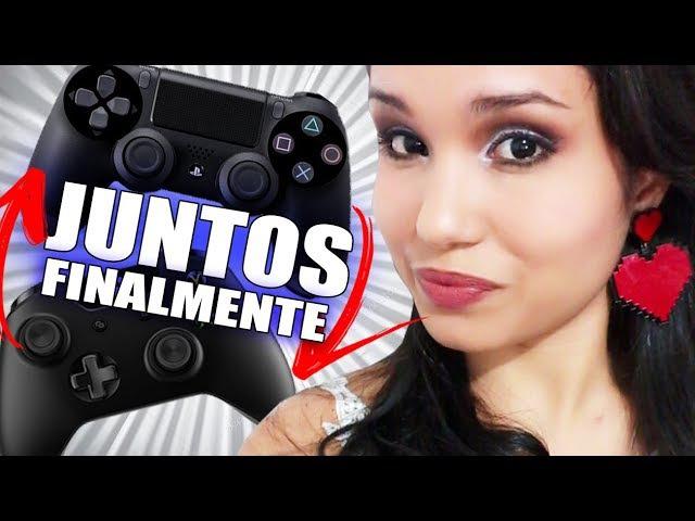 PLAYSTATION ESTÁ JOGANDO ONLINE COM XBOX ! JOGO GRÁTIS (Noticias Gamer)