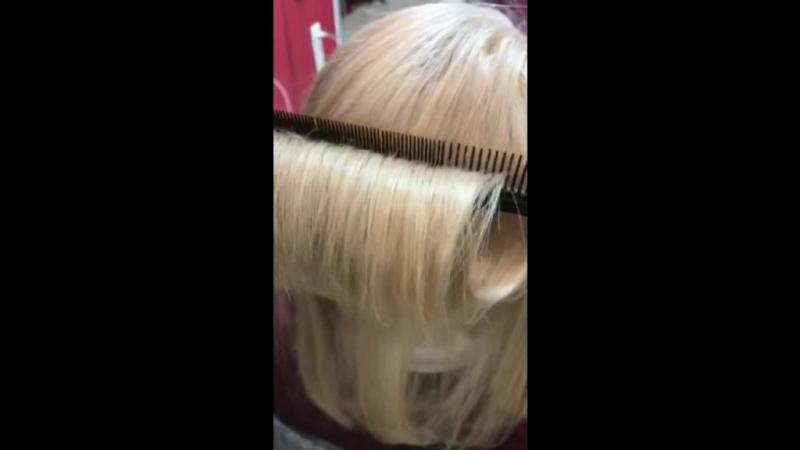 Блонд в Hair's Profi