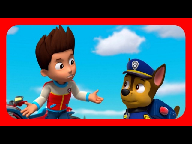 PAW PATROL PUPS HELP FRIENDS – SAVE THE DAY MISSIONS
