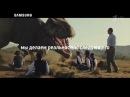 Реклама Samsung Galaxy S8   Gear 360