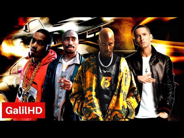 2Pac - My Life Be Like (Remix ft. Biggie, Grits, Nas, Eminem, Dmx - Fast And Furious 8 Version)