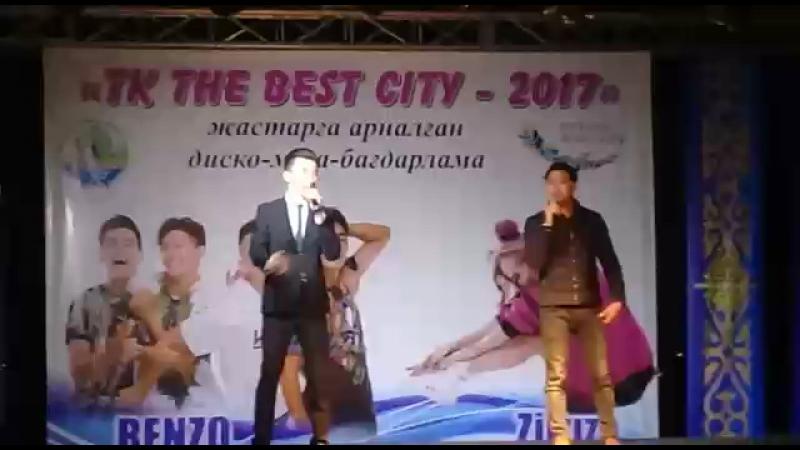 Көшбасшы Гимні - Хан Тенгри тобы