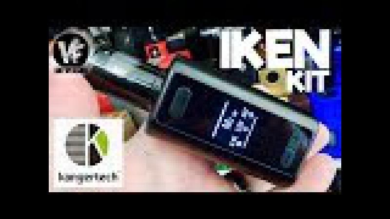 Kanger IKEN 230W Mod and Tank Kit - VapnFagan LIVE!
