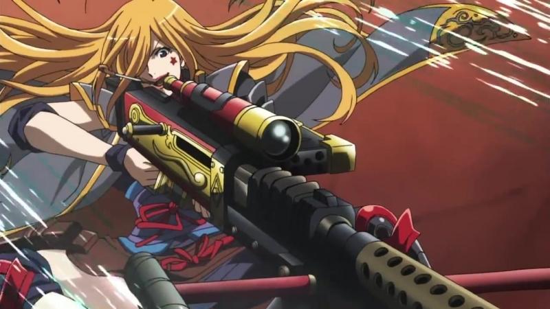 Наследник Сёгуна - Великая Революция AMV - Fighting Kind - Beginning Again