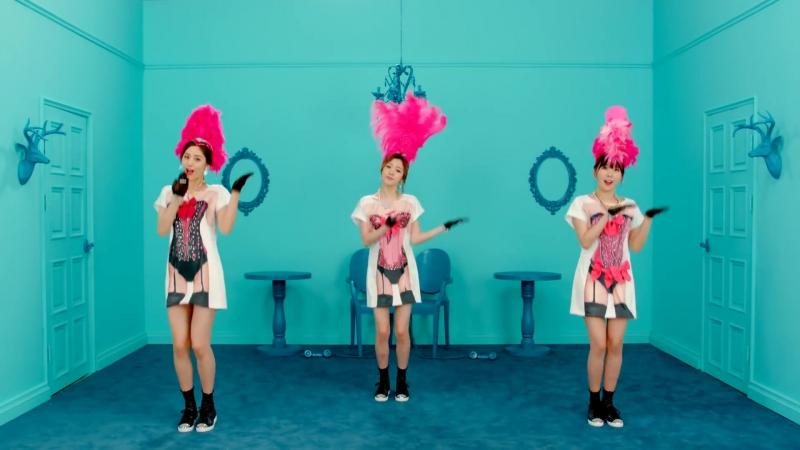 [MV Dance ver] ORANGE CARAMEL 나처럼 해봐요(My Copycat) Music video