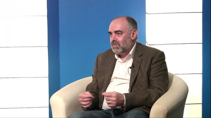 Борис Минаев - журналист, писатель, главный редактор сетевого журнала «Медведь», гость IV кинофестиваля