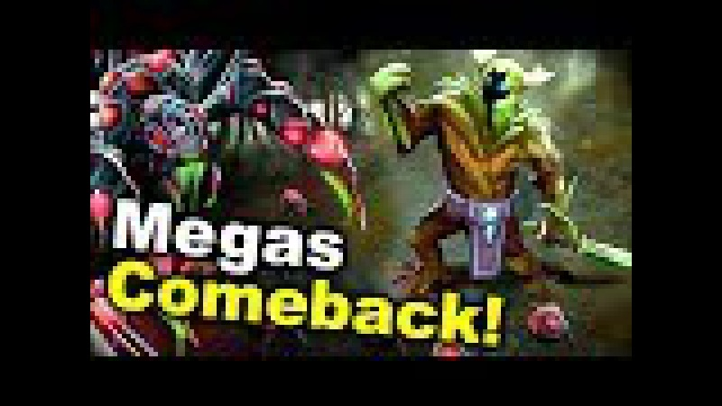 Beat The RAT / Megacreeps Comeback! - EMPIRE vs M19 - Starladder Minor DOTA 2