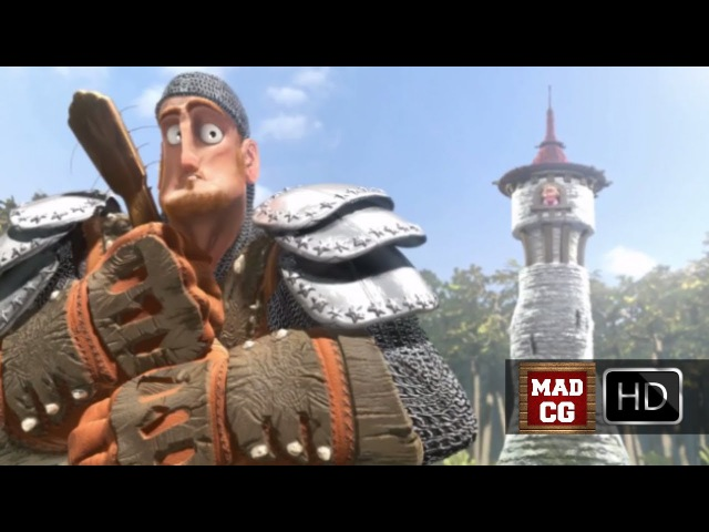 CGI 3D Animated Comedy Short Movie HD ► 850 METERS ◄- By THURISTAR