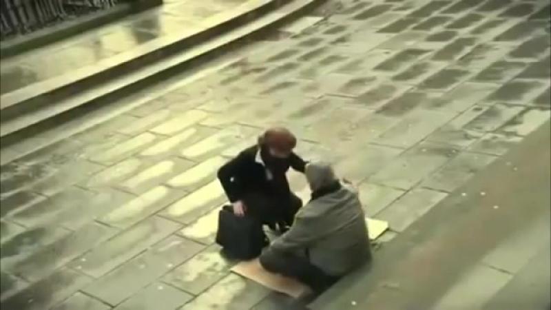 Слепой,который затронул сердца миллионов людей