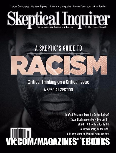 Skeptical Inquirer  January-February 2018