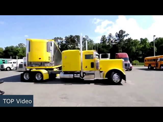 AMAZING TRUCK DRIVES SKILL! 🚚 THE BEST PARKING AND DRIVING SKILLS