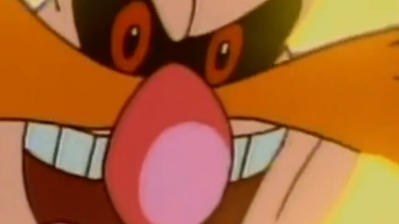 Sonic Robotnik Theme