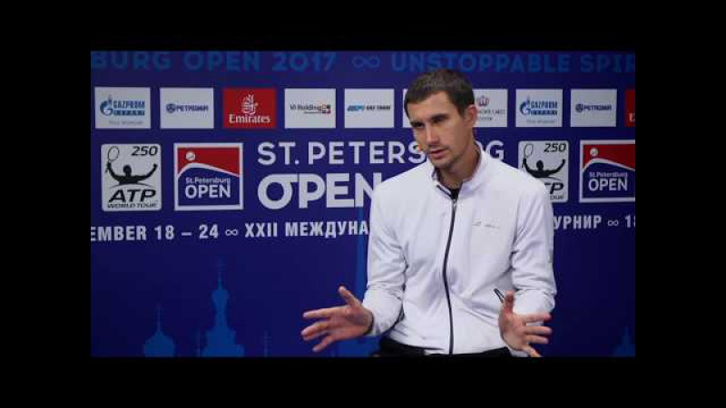 Евгений Донской St.Petersburg Open 20.09.2017