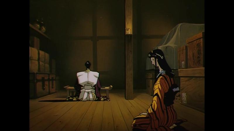 Манускрипт Ниндзя | Ninja Scroll | Wind Ninja Chronicles | Juubei Ninpuuchou | Juubee Ninpuuchou (1993)