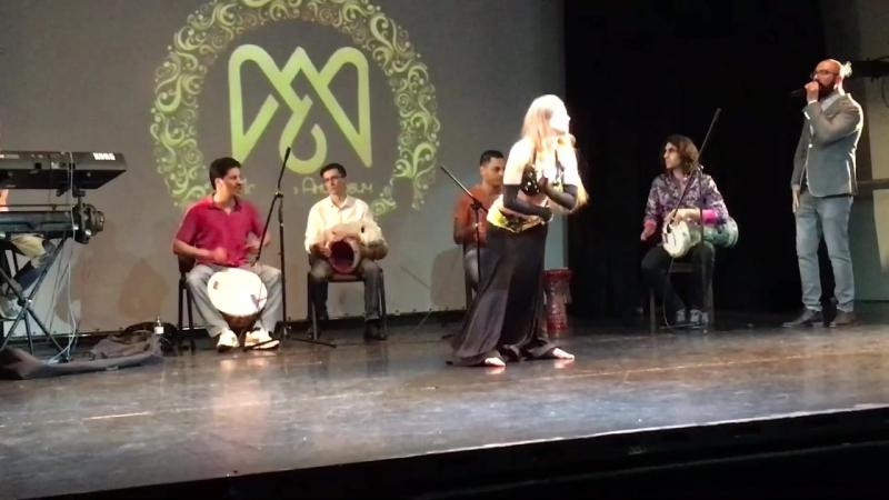 Потапова Марина, соло/импровизация под оркестр, 3 место