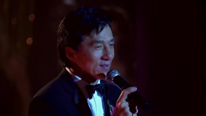 Джеки Чан Танцует