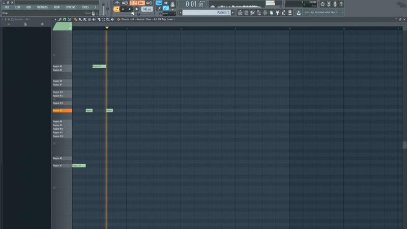 Chopping Samples In SliceX (FL Studio Tutorial)