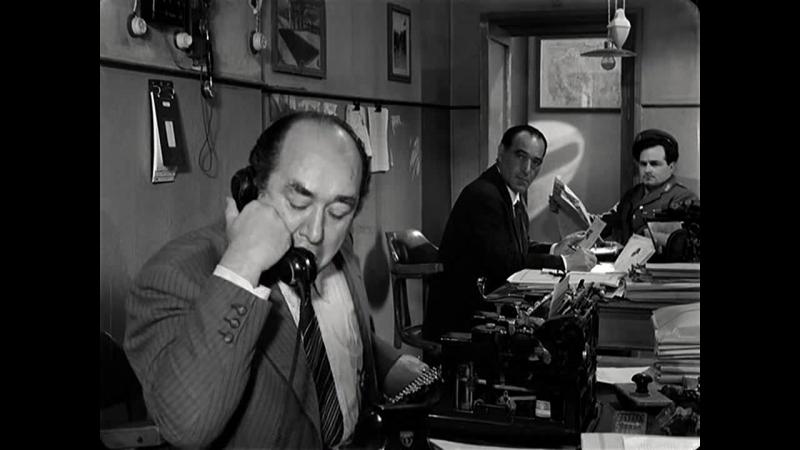 ПРОКЛЯТАЯ ПУТАНИЦА (1959) - криминальная драма. Пьетро Джерми