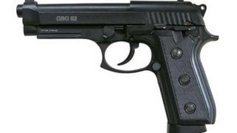 Cybergun GSG 92 P92 BRT92FS Как сделать FullAuto режим