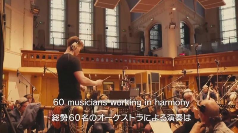 Лондонский Симфонический оркестр исполнил саундтрек к Sonic Forces.
