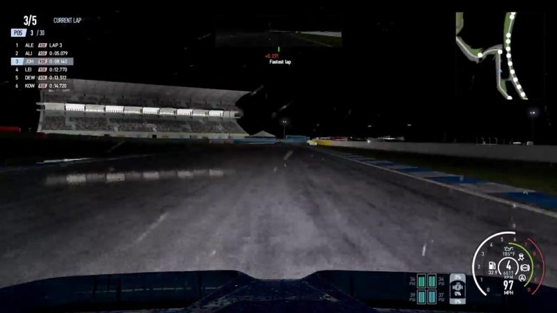 Project Cars 2 - Hockenheim GP - 29 Cars - PC Max Settings - Logitech MOMO Racing