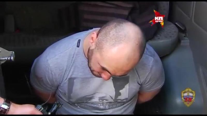 Видео захвата банды грабителей обналичников денег _ Video capture of the gang of
