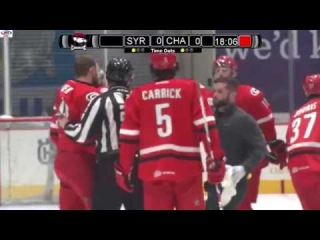 Alex Gallant vs Josiah Didier Feb 18, 2018