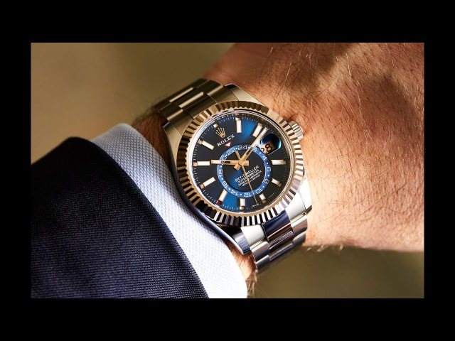 ROLEX – 4 things you need to know about the new Sky-Dweller