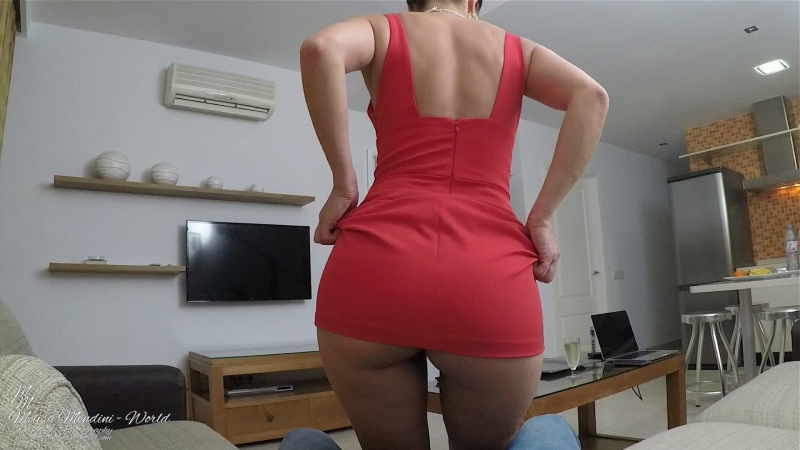 Melisa Mendini ( Kristina Uhrinova, Lexa) Boyfriend Lapdance Solo, Erotic, Posing, Close ups, Masturbation,