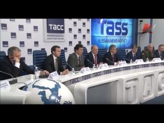 Пресс-конференция Г. А. Зюганова в ТАСС,