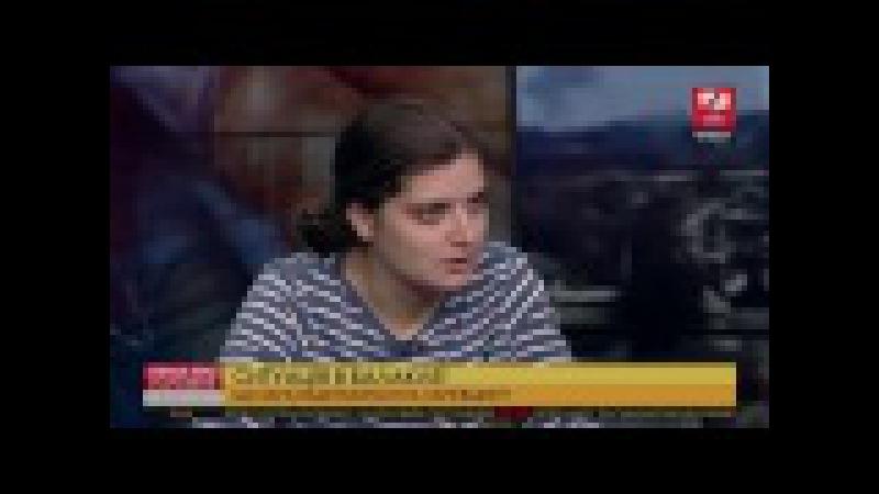 Марія Берлінська, волонтер у програмі Перші про головне. Коментарі