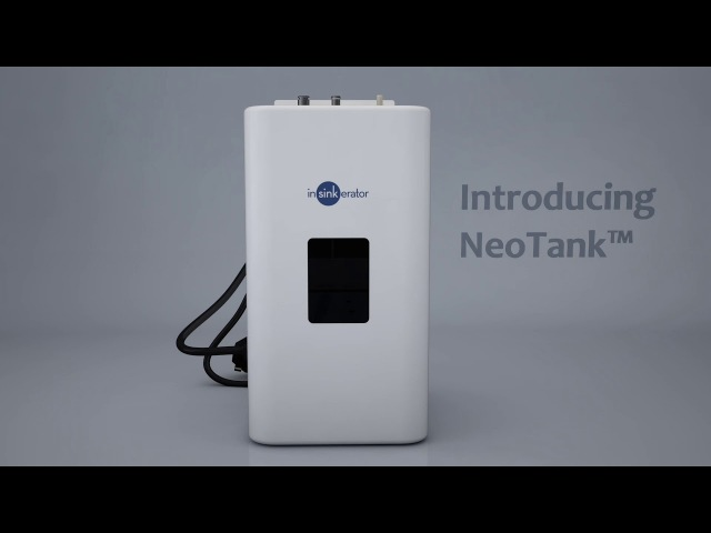 Launch of Insinkerator Multitap with NeoTank