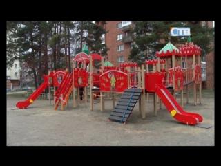 Кремль  детям! Новый игровой комплекс на Героев, 9 готов к эксплуатации
