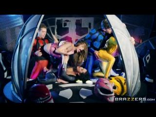Abigail Mac, Katrina Jade, Kimmy Granger (Power Bangers A XXX Parody Part 519052017) Ballerina, Blowjob, Facial, 720p [720]