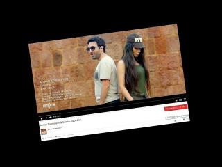 Arman Tovmasyan & Samira - AKA AKA by Kartashoff (Backstage)