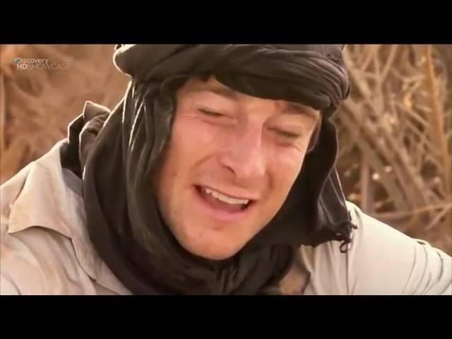 Bear Grylls Выжить любой ценой Пустыня Сахара 1 Часть